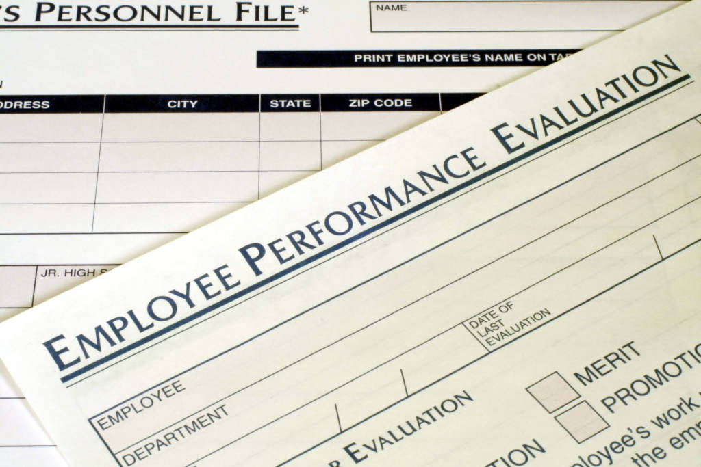 bigstock Employee Performance Evaluatio 1189500 website 1024x683 - Mistakes to Avoid When Communicating About Performance