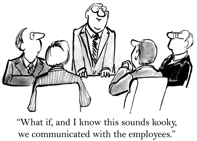 case study communication problems workplace