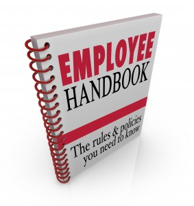 20140610 Employee Policy Manual 283x300 - How to Write Effective Employee Policies for a Smoother Change Management