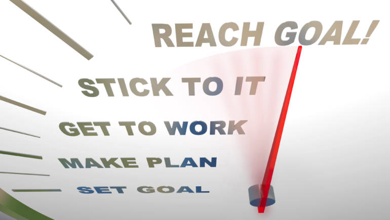 Common Mistakes About Setting Goals
