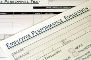 bigstock Employee Performance Evaluatio 1189500 website 300x200 - Mistakes to Avoid When Communicating About Performance