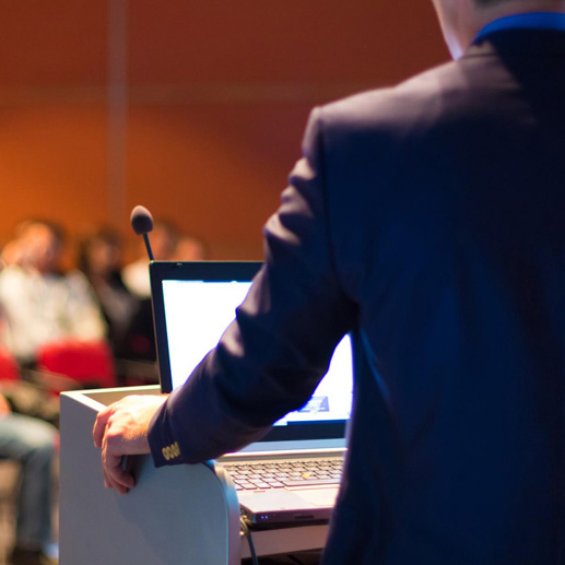 conference - Hire a Corporate Speaker
